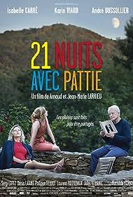 Vingt et une nuits avec Pattie (2015)