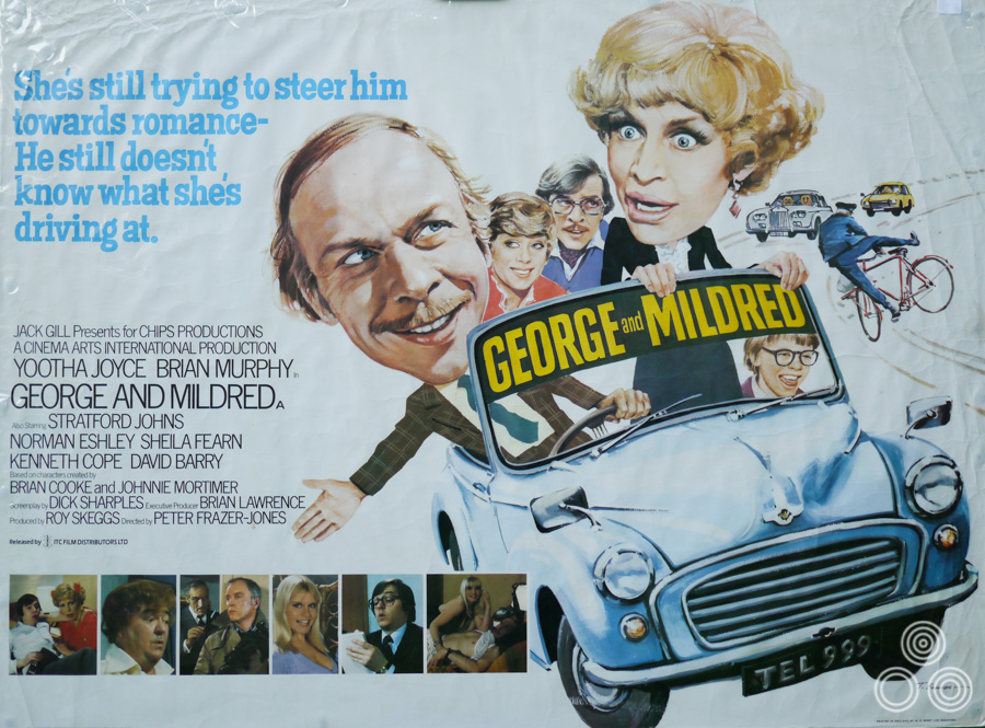 George and Mildred (1980)