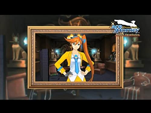 Phoenix Wright: Ace Attorney: Dual Destinies (VG)