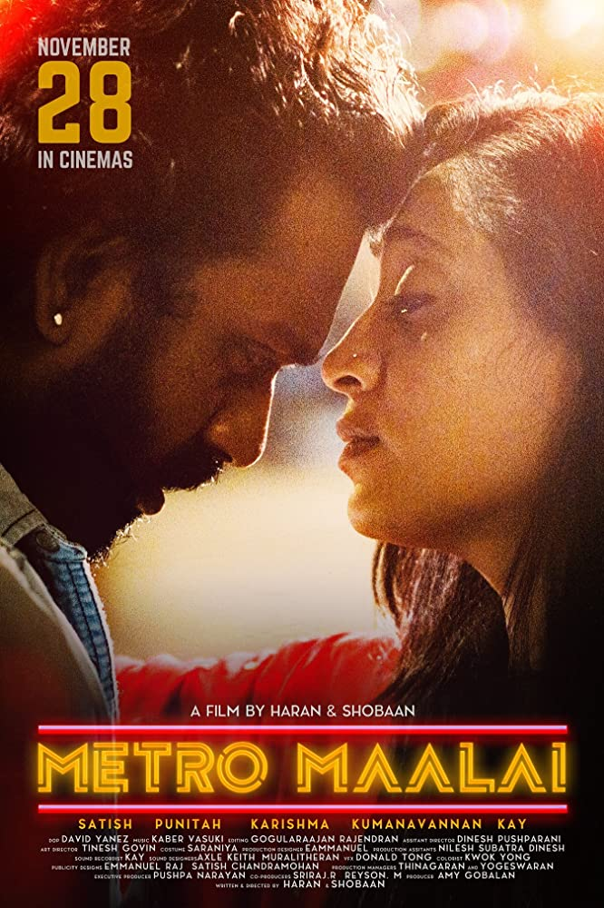 Metro Maalai 2019 Tamil 400MB HDRip ESub Download