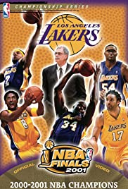 2000-2001 NBA Champions - Los Angeles Lakers Poster