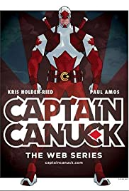 Captain Canuck Poster