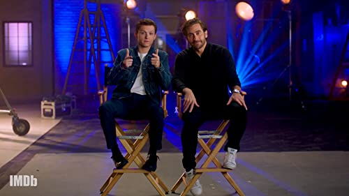 Tom Holland and Jake Gyllenhaal Introduce an Exclusive Sneak Peek