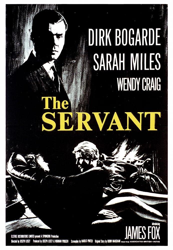 Il servo (1963) HD