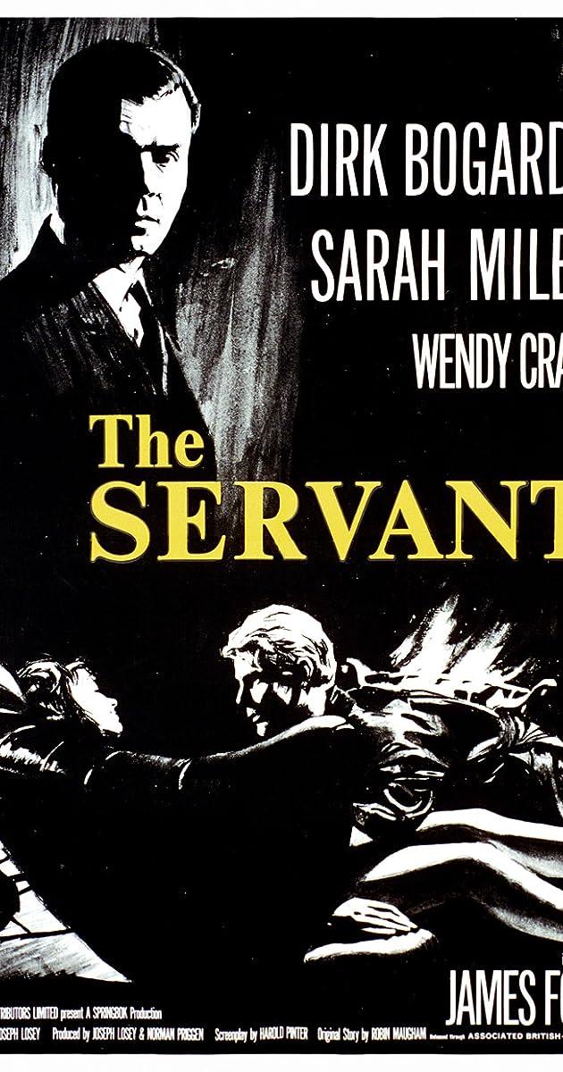 The Servant (1964) Subtitles