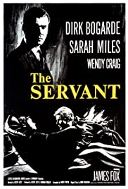 The Servant (1963) Poster - Movie Forum, Cast, Reviews
