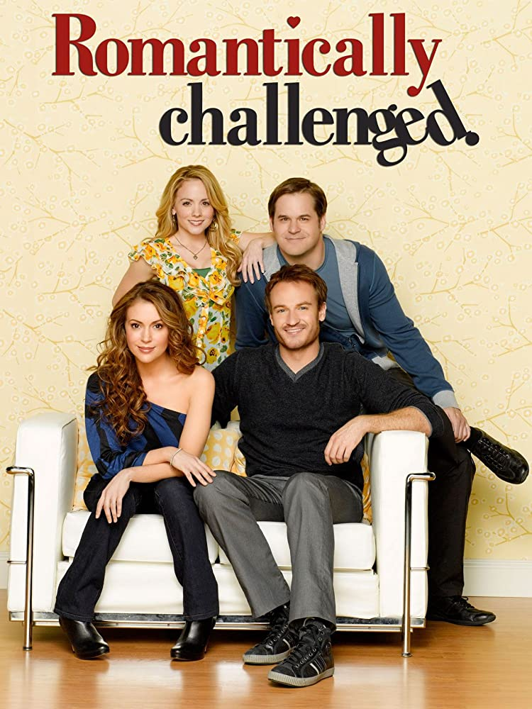 Alyssa Milano, Josh Lawson, Kelly Stables, and Kyle Bornheimer in Romantically Challenged (2010)