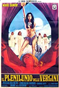 Il plenilunio delle vergini Poster - Movie Forum, Cast, Reviews