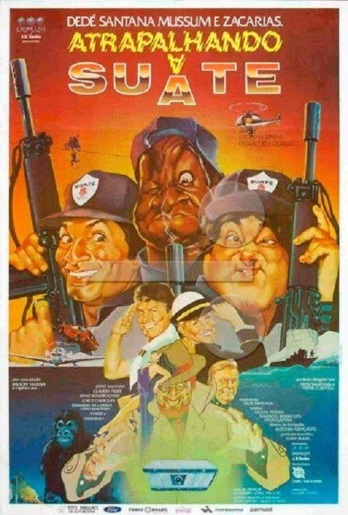 Atrapalhando a Suate ((1983))