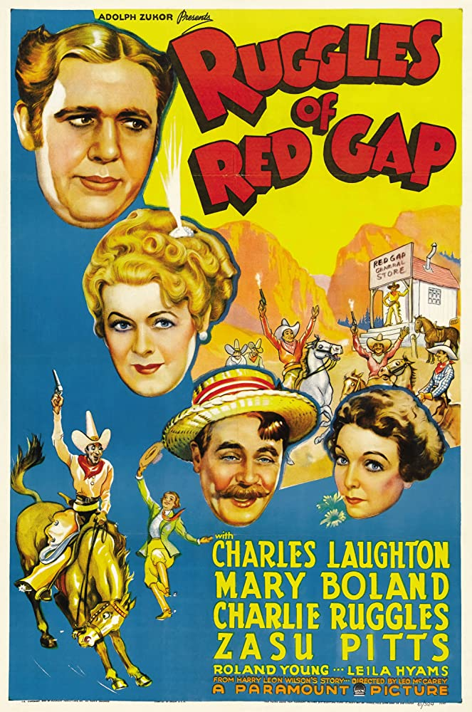 Ruggles of Red Gap (1935)
