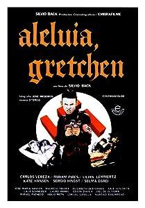 Movie clip downloads Aleluia, Gretchen [flv]