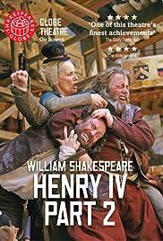 Shakespeare's Globe: Henry IV, Part 2 Poster
