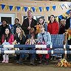 Madeline Leon, Cailan Laine Punnewaert, Morgan Neundorf, Maya Franzoi, Zyon Allen, Hugh Wilson, and Victoria Tomazelli in Ponysitters Club (2017)