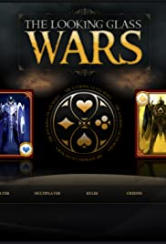 The Looking Glass Wars Card Game Poster