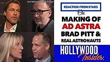 Reacción de estrellas / astronautas en Ad Astra