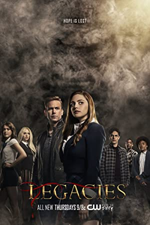 View Legacies - Season 1 TV Series poster on 123movies