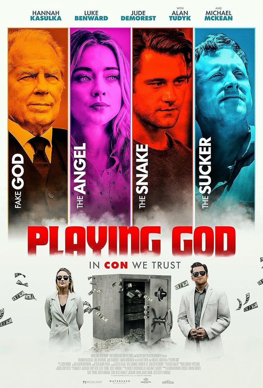 Playing God 2021 Imdb