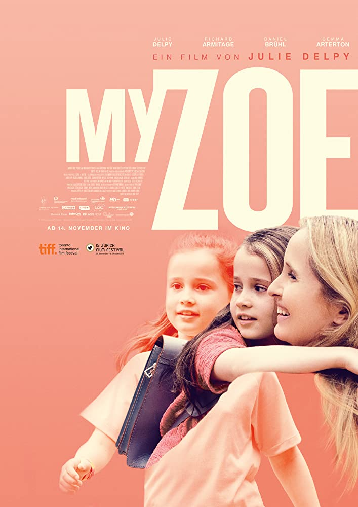 My Zoe 2019 English 720p HDRip 800MB Download
