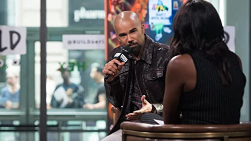 "BUILD: Shemar Moore on Getting Creative With his Stunts on ""S.W.A.T."""