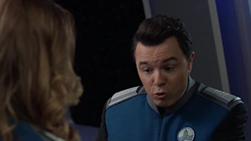 The Orville: Kelly Accuses Ed Of Having Clouded Judgement