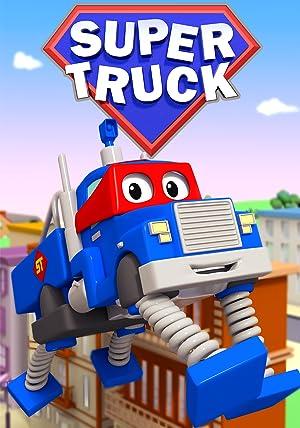 Where to stream Super Truck of Car City