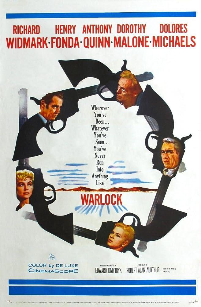 Ultima notte a Warlock (1959) HD