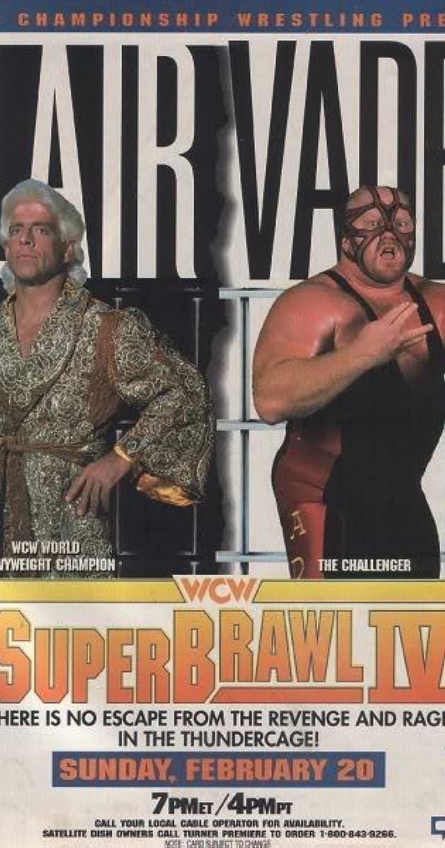 WCW SuperBrawl IV (1994) - IMDb