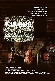 War Game Poster