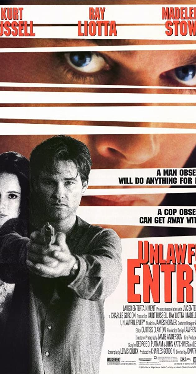 Subtitle of Unlawful Entry