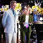 Alan Cumming and Bojana Novakovic in Instinct (2018)