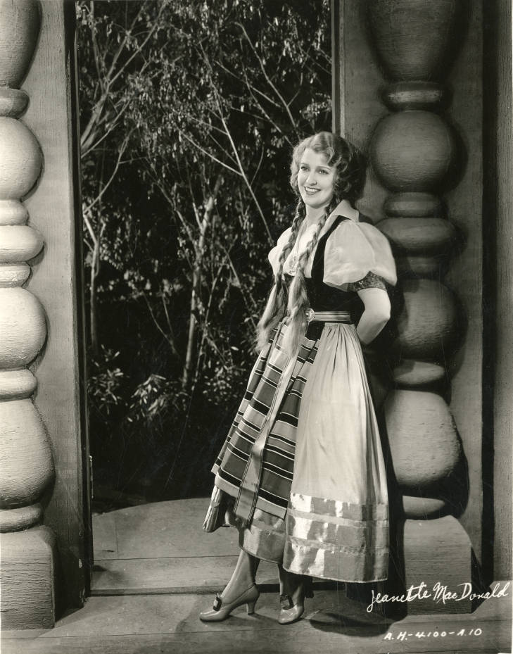 Jeanette MacDonald in The Lottery Bride (1930)