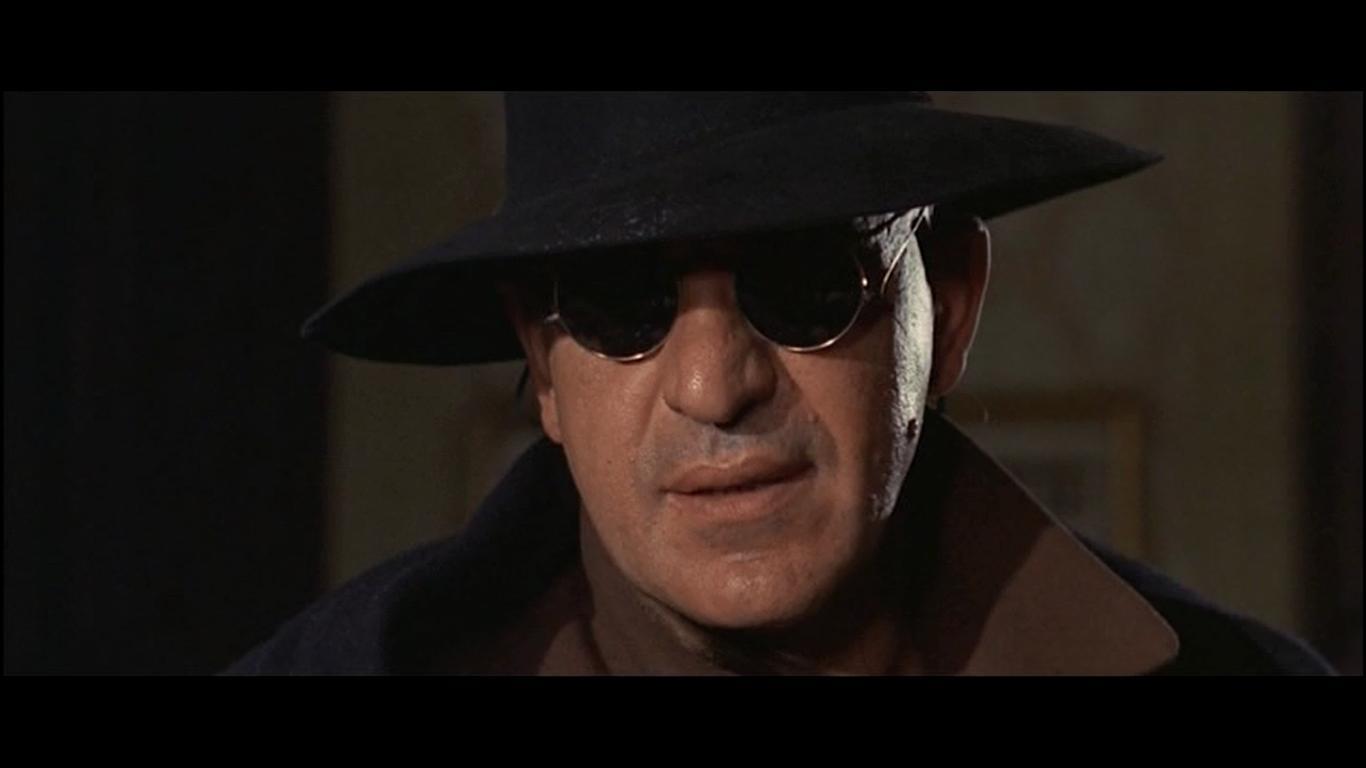 Telly Savalas in La banda J. & S. - Cronaca criminale del Far West (1972)