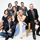 Linda Cropper, Don Hany, Asher Keddie, Deborah Mailman, John Waters, Kat Stewart, and Richard Davies in Offspring (2010)