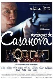 Casanova Variations Poster