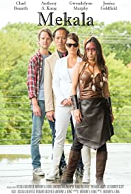 Gwendolynn Murphy, Jessica Goldfield, Anthony A. Kung, and Chad Bozarth in Mekala