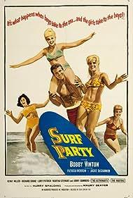 Surf Party (1964) Poster - Movie Forum, Cast, Reviews