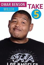 Take 5 With Omar Benson Miller Poster