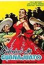 Camino de Guanajuato (1955) Poster