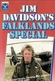 Jim Davidson's Special Poster