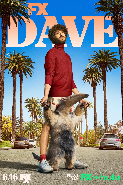 Dave Burd in Dave (2020)