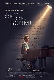 Andrew Garfield in Tick, Tick... Boom! (2021)
