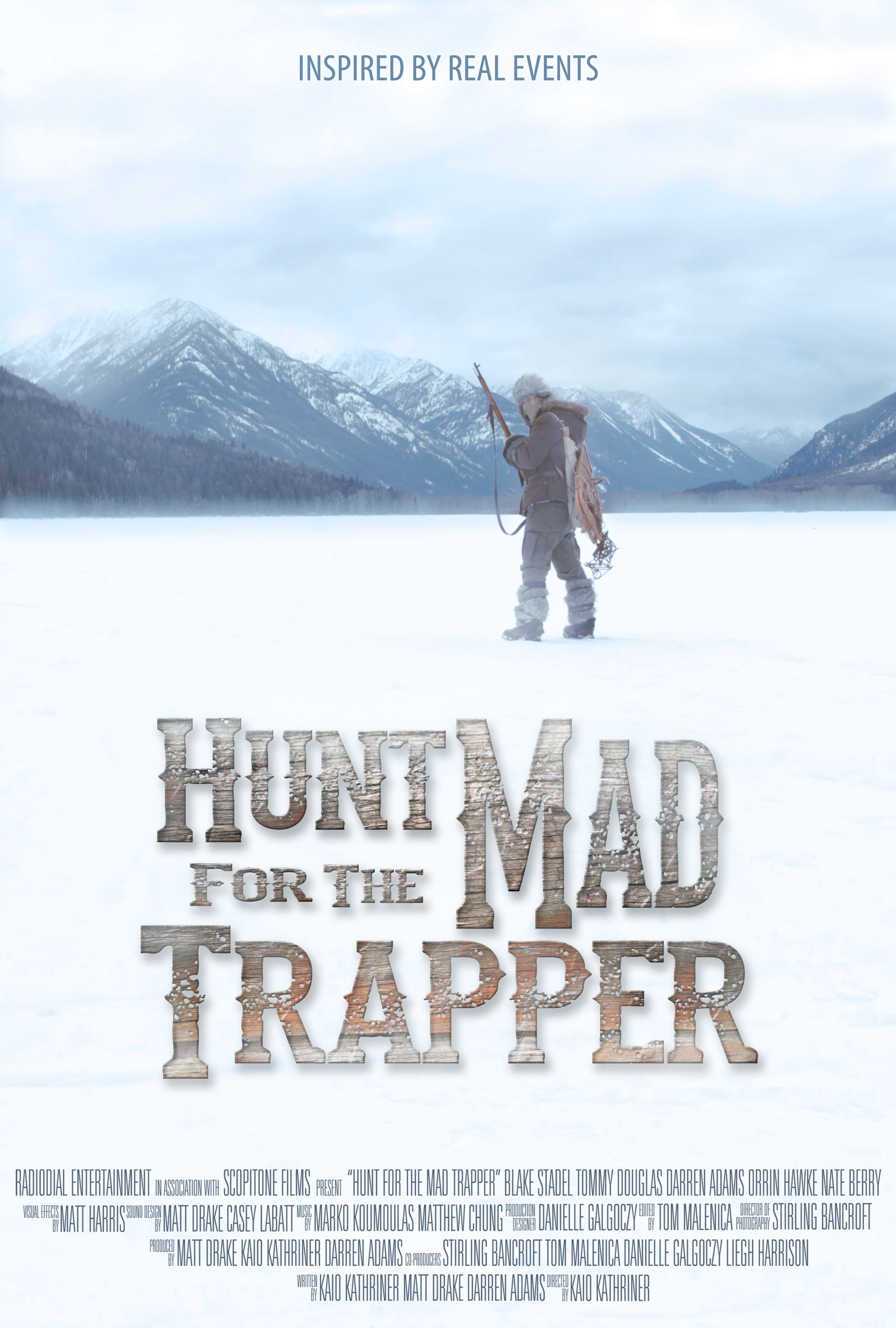 Hunt for the Mad Trapper