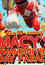 The 89th Annual Macy's Thanksgiving Day Parade