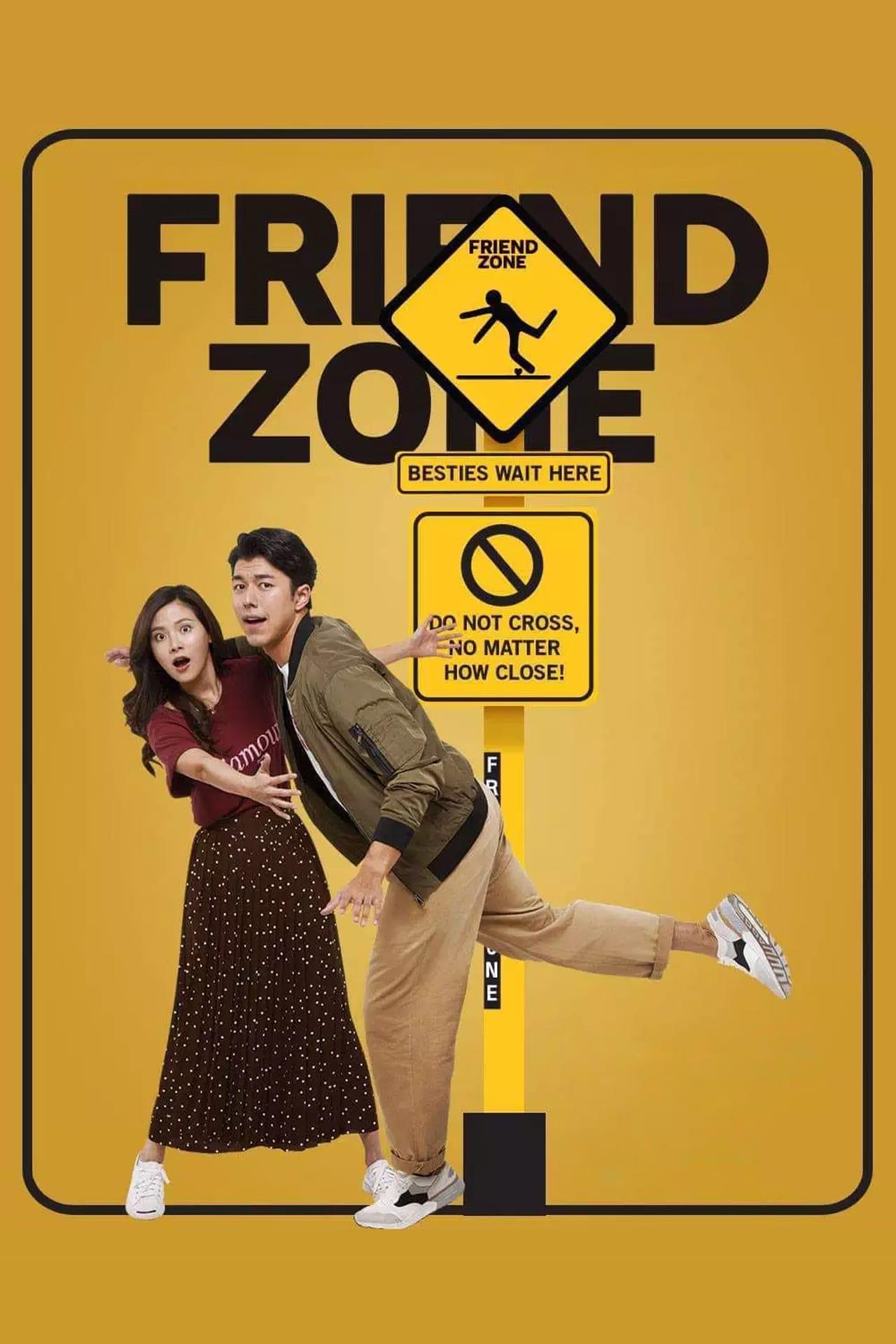 Friend Zone (2019) WEB-DL 480p & 720p