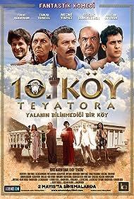 Selcuk Uluergüven, Necmi Yapici, Tanju Tuncel, Firat Albayram, and Alican Aytekin in 10. Köy Teyatora (2014)