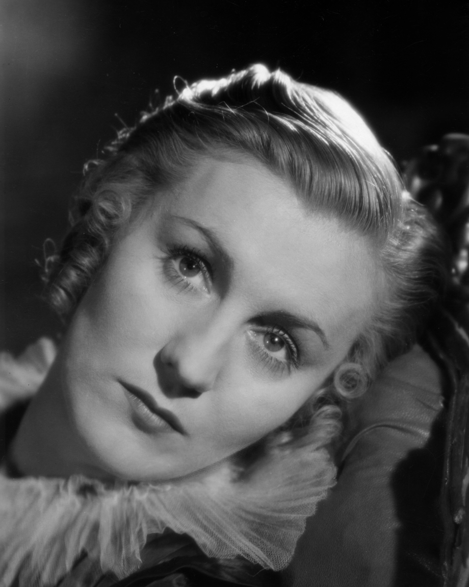 Käthe Gold in Die unheimlichen Wünsche (1939)