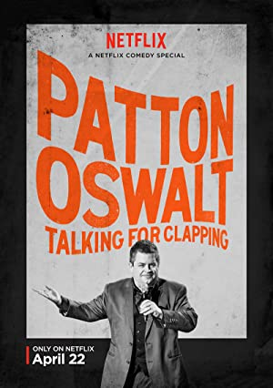 Where to stream Patton Oswalt: Talking for Clapping