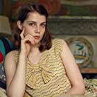 Lucy Boynton as Angelica Bell in 'LIFE IN SQUARES'