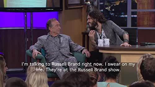 Brandx With Russell Brand: Phone Call