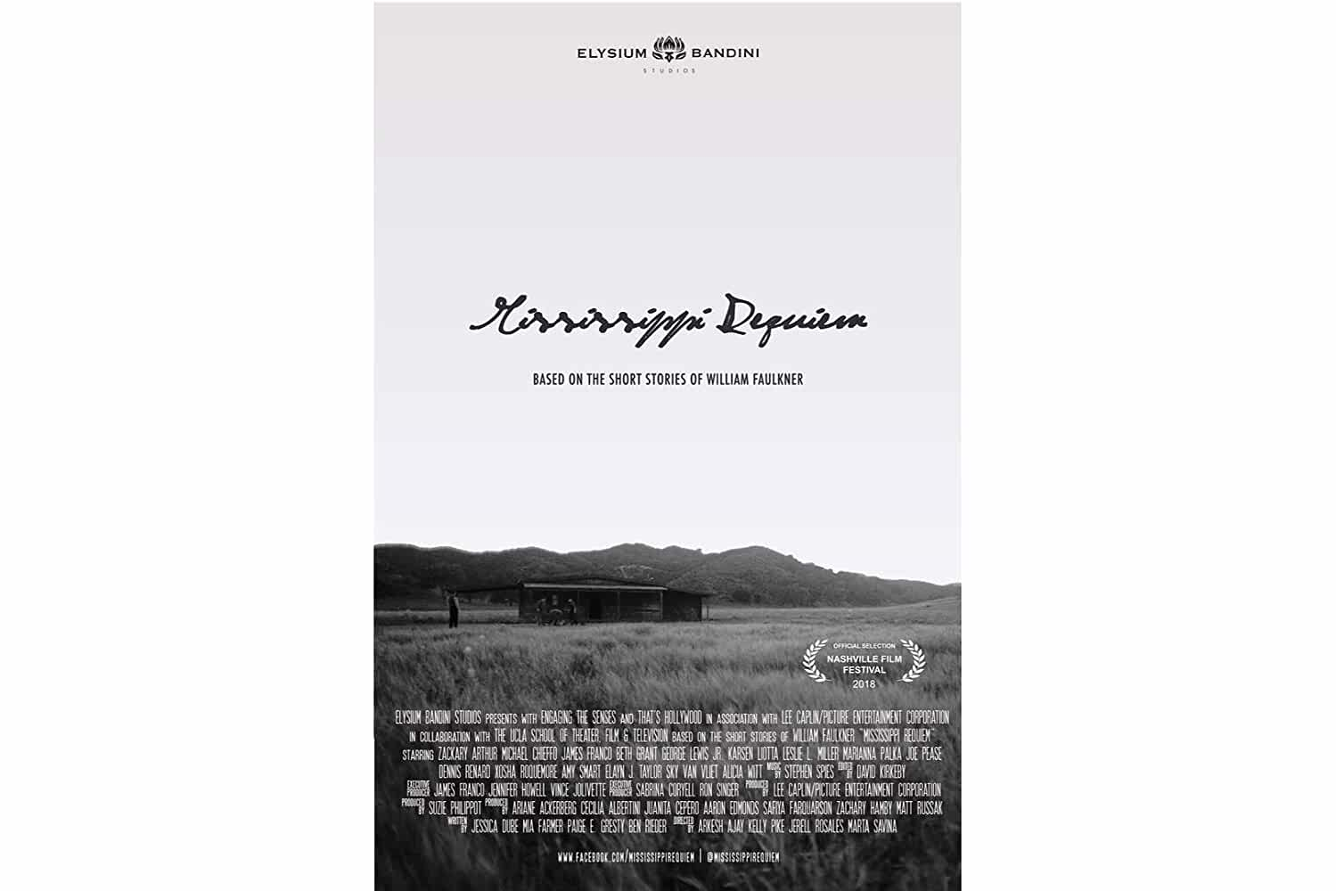 Mississippi Requiem (2018)